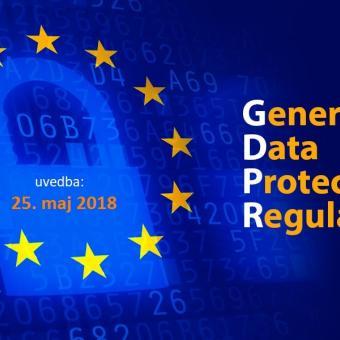 enaka zaščita osebnih podatkov se uvaja na področju celotne EU